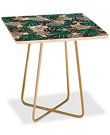 Deny Designs Marta Barragan Camarasa Abstract Patterns Square Side Table