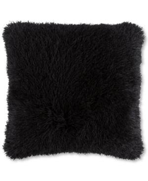 Trademark Global Lavish Home 24 Shag Floor Pillow