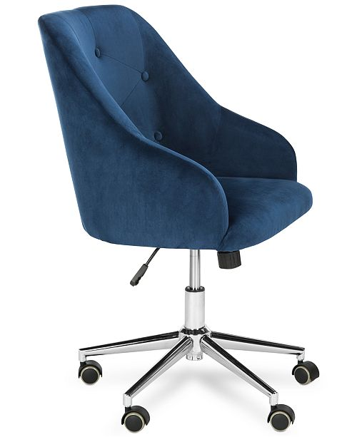Safavieh Dolnick Tufted Office Chair