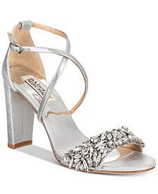 Badgley Mischka Harper Evening Sandals