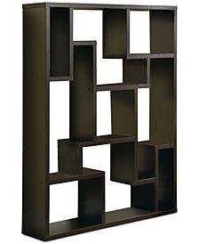 Jineth Bookcase, Quick Ship