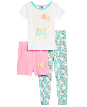Hello Kitty 3-Pc. Cotton...