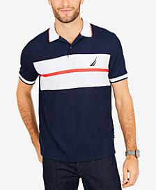 Nautica Men's Navtech Classic Fit Polo Shirt