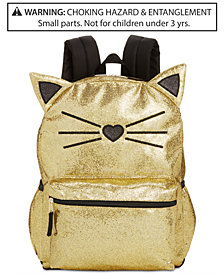 Accessory Innovations Little & Big Girls Cat Backpack