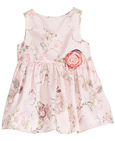 Marmellata Baby Girls Floral-Print Dress