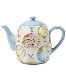 Certified International Beautiful Romance Teapot