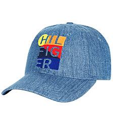 Tommy Hilfiger Men's Bondi Chambray Hat