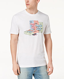 Original Penguin Men's Classic Fit Graphic-Print T-Shirt