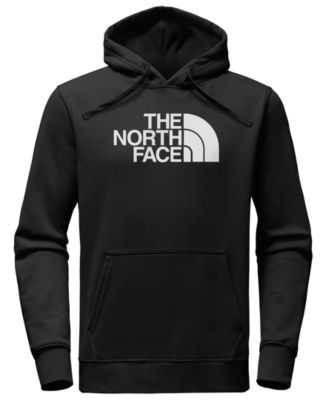 The North Face Mens Training Logo Pullover Hoodie