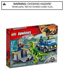 LEGO® Juniors Raptor Rescue Truck 10757