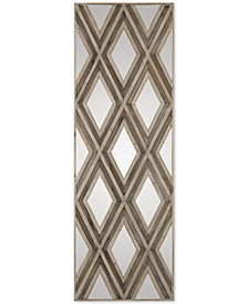 Tahira Geometric Argyle-Patterned Wall Mirror