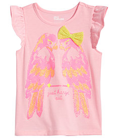 Epic Threads Toddler Girls Parrots T-Shirt, Created for Macy's