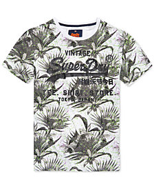 Superdry Men's Vintage Graphic-Print T-Shirt
