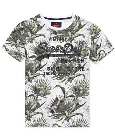 Superdry Men's Vintage Graphic-Print T-Shirt