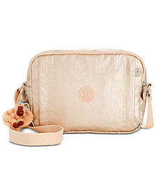 Kipling Benci Metallic Crossbody