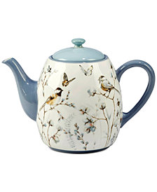 Certified International Country Weekend Teapot