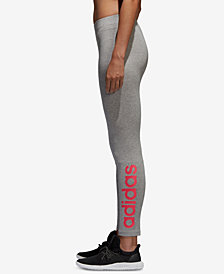 adidas Essential Linear Logo Leggings