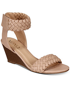 XOXO Sonnie Wedge Sandals