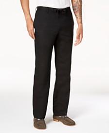 I.N.C. Men's Linen Drawstring Pants, Created for Macy's