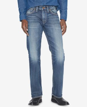 Silver Jeans Co. Men's Relaxed Fit Zac Jeans 6199441