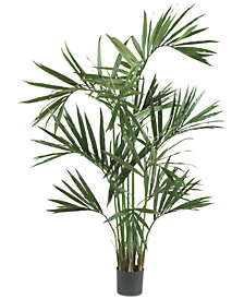 Nearly Natural 6' Artificial Kentia Palm Silk Tree