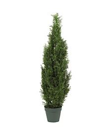 4' Cedar Indoor/Outdoor Artificial Tree