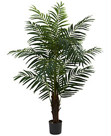 Nearly Natural 5' Artificial Areca Palm Tree