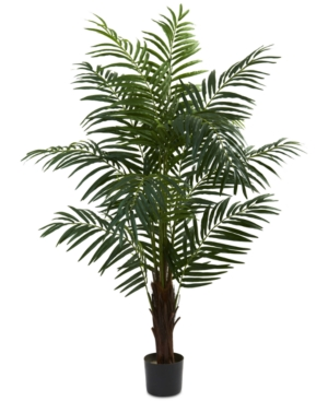 Nearly Natural 5 Artificial Areca Palm Tree
