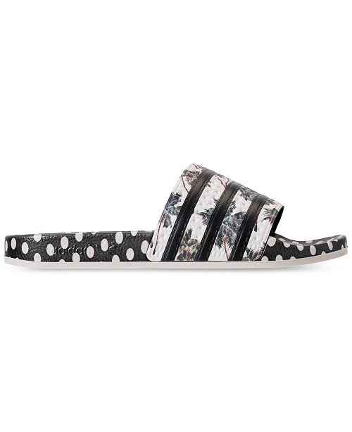 quality design 90ddb 58d3e ... adidas Womens Originals Adilette Farm Slide Sandals from Finish ...