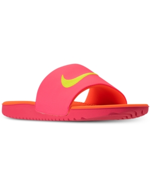 Nike Big Boys' Kawa Slide...
