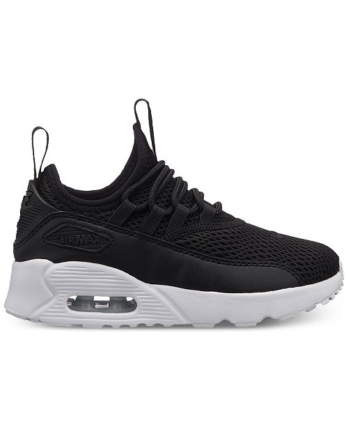 cheaper 89e69 f502e Nike Little Boys  Air Max 90 Ultra 2.0 Ease Casual Sneakers from Finish Line