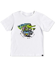 Quiksilver Toddler Boys Graphic-Print Cotton T-Shirt
