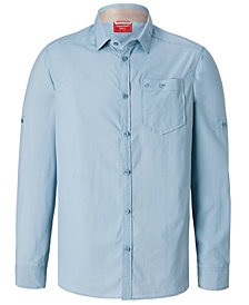 Craghoppers Men's NosiLife Tatton Long-Sleeve Shirt from Eastern Mountain Sports