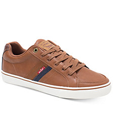 Levi's® Men's Turner Nappa Low-Top Sneakers