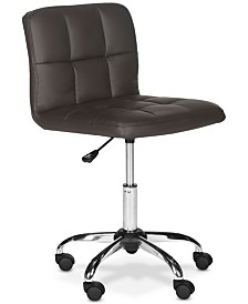 Tolton Desk Chair, Quick Ship