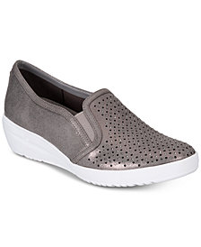 Anne Klein Sport Yvanna Wedge Sneakers