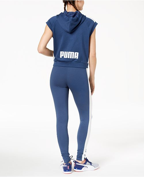 Archive Puma Puma T7 Leggings Archive Leggings Blue T7 8IIq7P