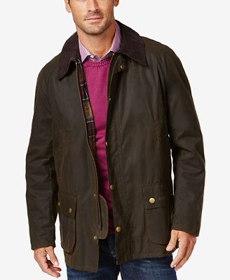 Barbour Men S Ashby Wax Jacket Coats Amp Jackets Men