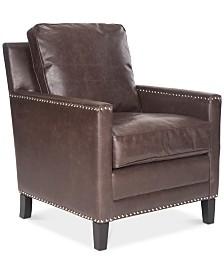 Damon Club Chair, Quick Ship