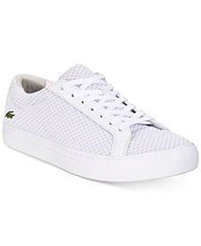 Lacoste Men's L.12.12 Polo Pique Casual Sneakers