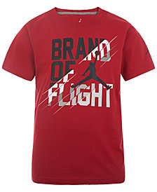 Jordan Little Boys Graphic-Print Cotton T-Shirt