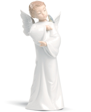 Nao by Lladro Collectible Figurine, Guardian Angel