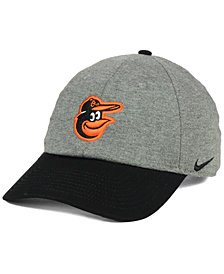 Nike Baltimore Orioles 2 Tone Heather Cap