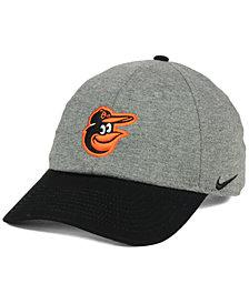 Nike Baltimore Orioles 2 Tone Heather Cap