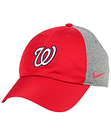 Nike Washington Nationals New Day Legend Cap