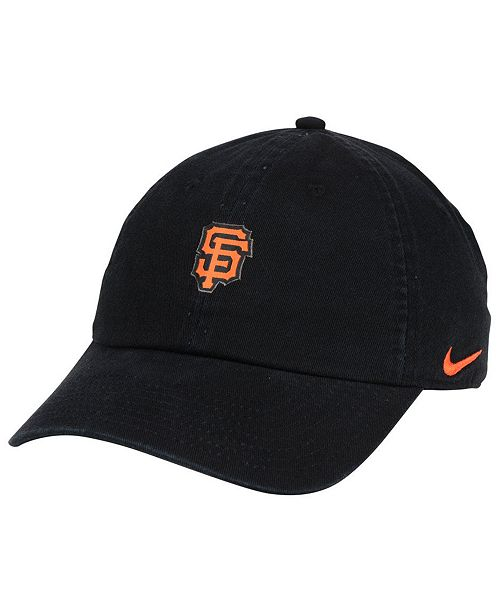 25b888b4c42b5 Nike San Francisco Giants Micro Cap - Sports Fan Shop By Lids - Men ...