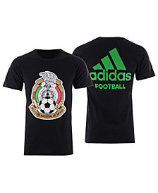 adidas Men's Mexico National Team Crest Sponsor T-Shirt
