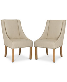 Colman Dining Chair (Set Of 2), Quick Ship