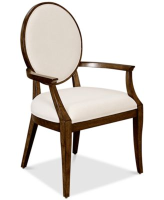 CLOSEOUT! Delfina Armchair, Created for Macy's