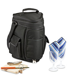 Picnic Time Meritage Wine & Cheese Tote